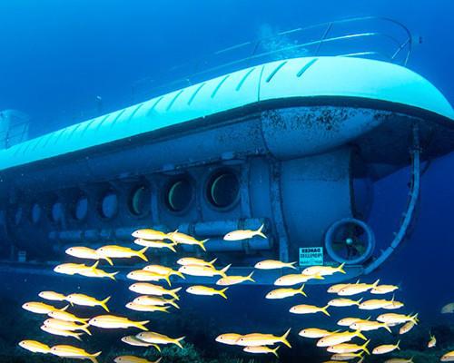 atlantis submarine kona